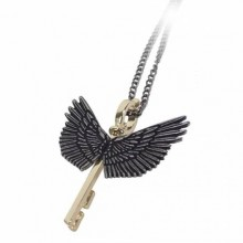 HARRY POTTER collier cle volante