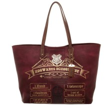 HARRY POTTER Sac à main HOGWARTS