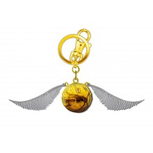 HARRY POTTER Porte clef VIF D'OR