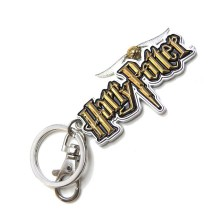 HARRY POTTER porte clef métal